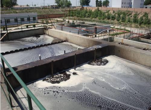 焦化厂废水处理工艺
