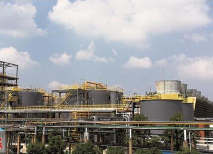 国内首套大型生物流化床A/O污水处理工业装置顺利验收