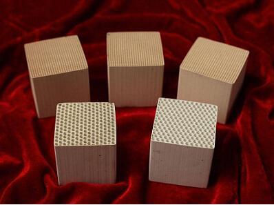 国产蜂窝陶瓷跨出催化领域的一大步