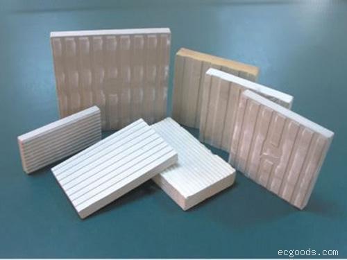 耐酸、耐温陶瓷砖、板、管