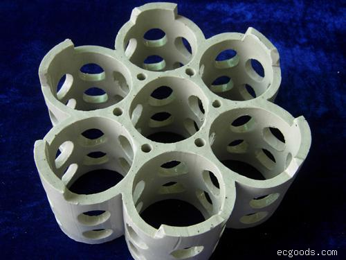 瓷质多孔组合洗涤环