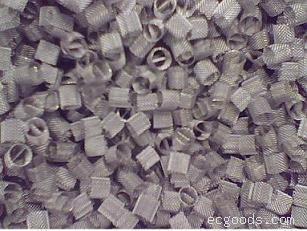 不锈钢θ网环填料