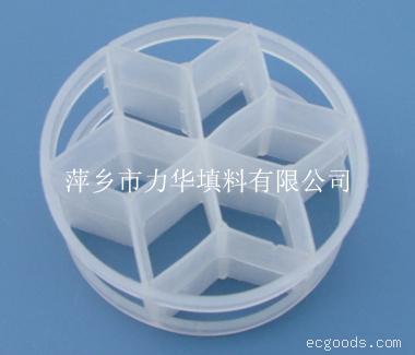 塑料六棱形环