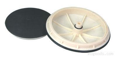 盘式膜片曝气器 ,曝气头