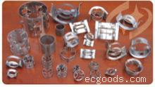 金属散堆填料