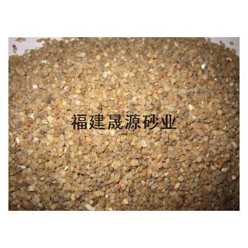 福建硅砂滤料 石英砂 过滤砂