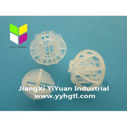 塑料多面空心球填料、PP空心球