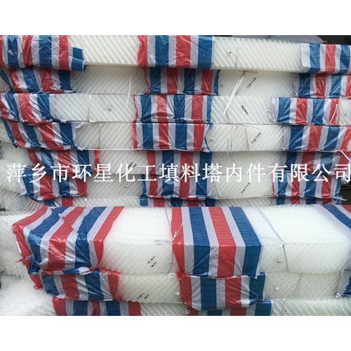 氨法脱硫专用125Y/250Y塑料孔板波纹