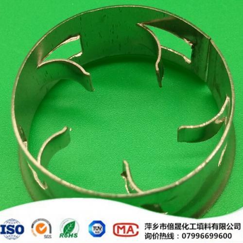 金属散堆 阶梯环 改善气液分布