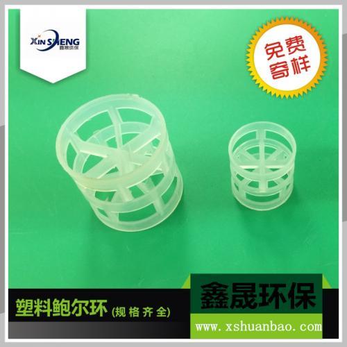 塑料鲍尔环填料 新型鲍尔环填料 塔内散堆填料鲍尔环
