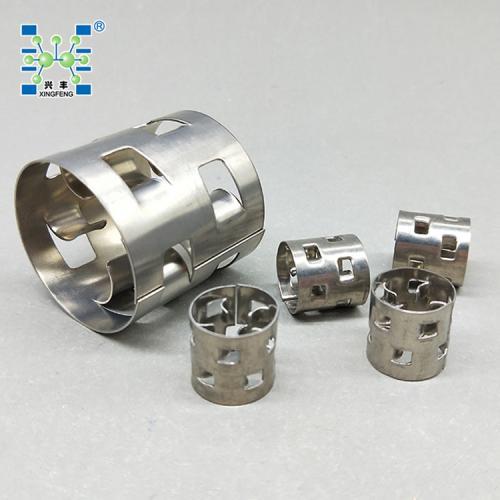 金属鲍尔环填料38*0.6 鲍尔环塔填料 金属填料 萍乡填料