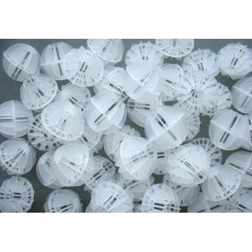 多面球填料  多面空心球填料  重量轻 阻力小