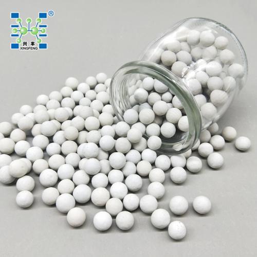 萍乡厂家供应优质12MM惰性瓷球催化剂载体含铝19-26%