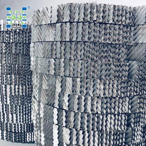 波纹板填料350Y 不锈钢316L孔板波纹填料 金属孔板波纹填料 金属
