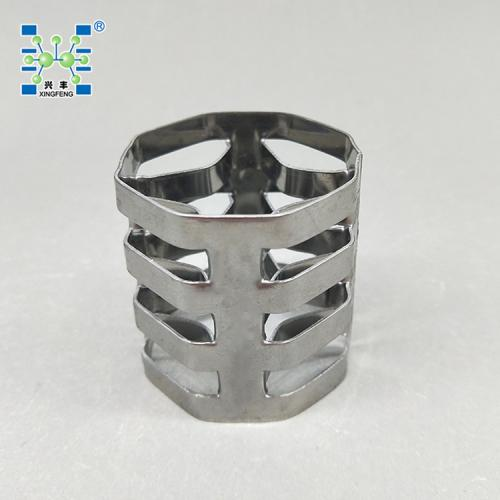 304不锈钢麦勒环填料38mm 八四内弧环填料 金属填料