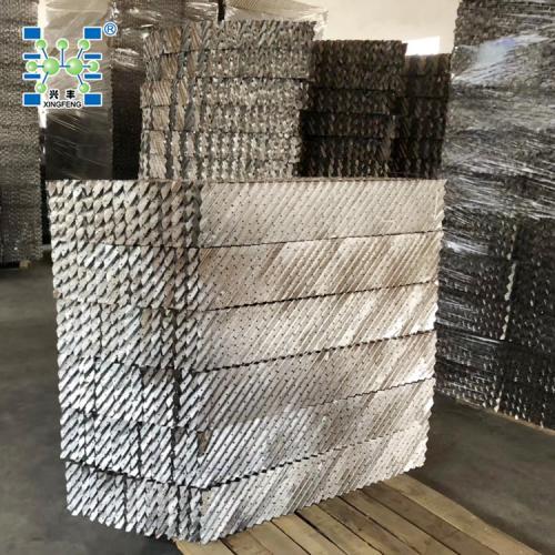 波纹板填料250Y 不锈钢316L孔板波纹填料 金属孔板波纹填料