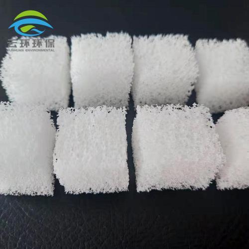 PPC亲水型海绵填料 亲水聚氨酯生物填料