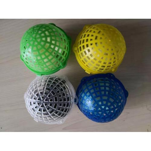 水处理滤料 多孔悬浮球填料80mm